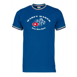 MARFY T-SHIRT TRICOLORE